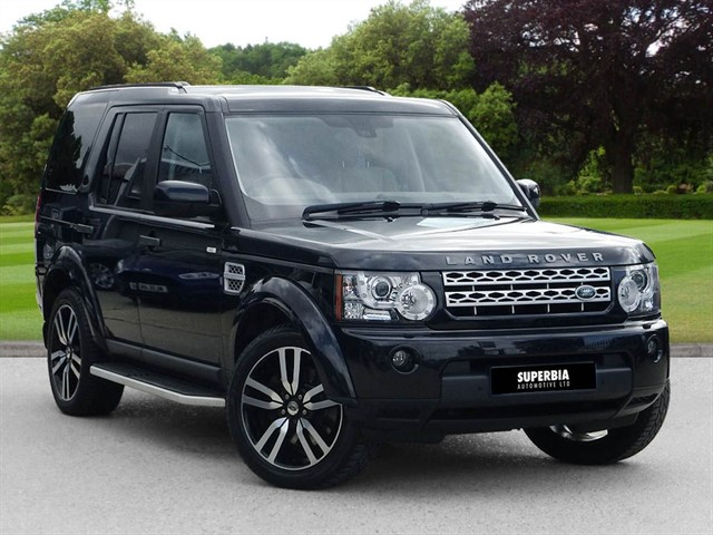 used Land Rover Discovery 4 SDV6 HSE in romford-essex