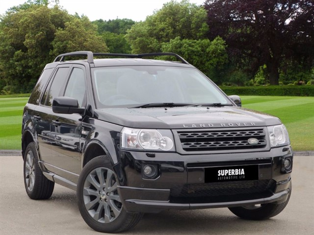 used Land Rover Freelander SD4 SPORT LE in Chelmsford-essex