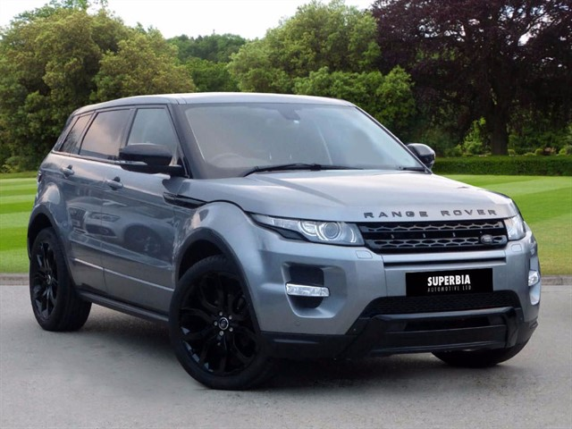 used Land Rover Range Rover Evoque SD4 DYNAMIC LUX in Chelmsford-essex