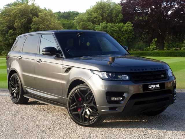used Land Rover Range Rover Sport SDV6 AUTOBIOGRAPHY DYNAMIC in romford-essex