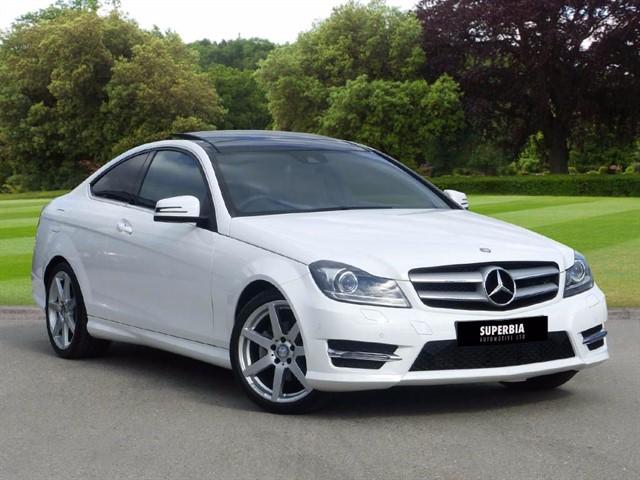 used Mercedes C250 CDI AMG SPORT EDITION PREMIUM PLUS in Chelmsford-essex