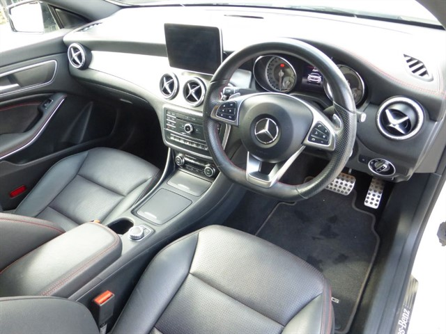 used Mercedes  CLA CLA220 CDI AMG SPORT in romford-essex