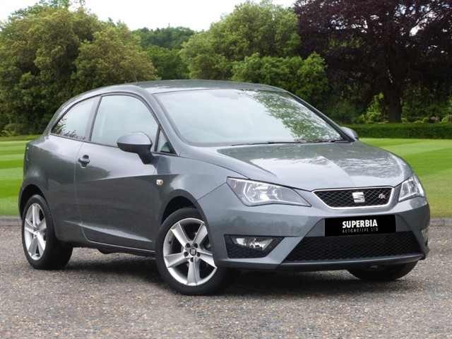 used SEAT Ibiza TSI FR TECHNOLOGY in Chelmsford-essex