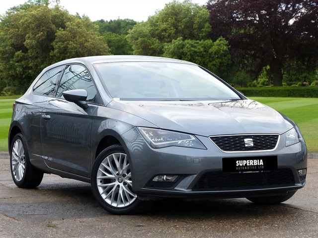 used SEAT Leon TSI SE TECHNOLOGY DSG in Chelmsford-essex