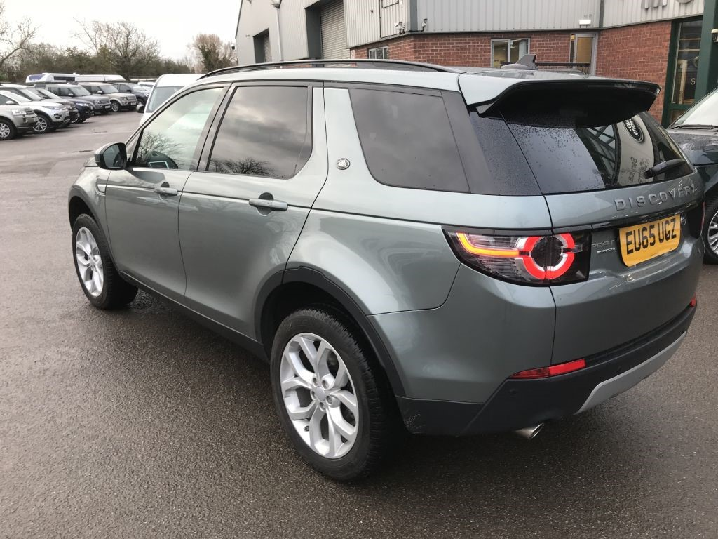 Used Scotia Grey Land Rover Discovery Sport For Sale