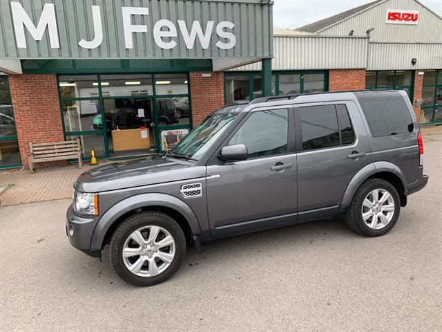 used Land Rover Discovery SDV6 XS in gloucestershire