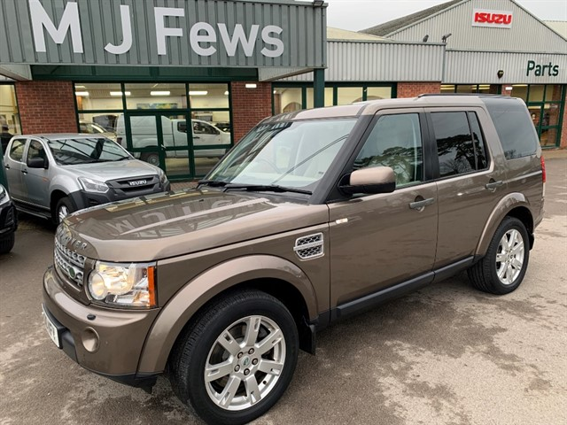 used Land Rover Discovery TDV6 XS in gloucestershire