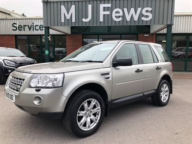 used Land Rover Freelander TD4 E XS in gloucestershire