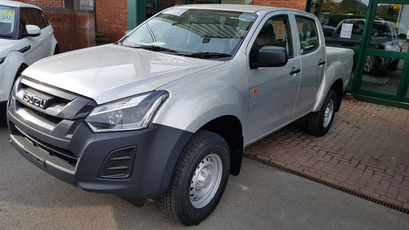 used Isuzu D-Max Utility Double Cab in gloucestershire