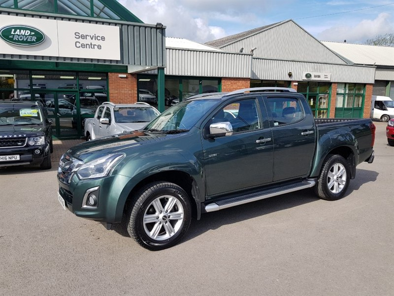 used Isuzu D-Max 1.9 UTAH DCB in gloucestershire