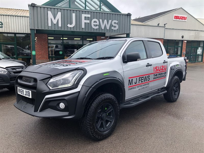 used Isuzu D-Max XTR in gloucestershire
