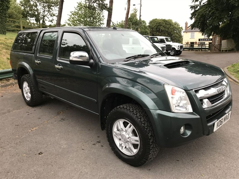 used Isuzu Rodeo TD RODEO DENVER DCB in gloucestershire