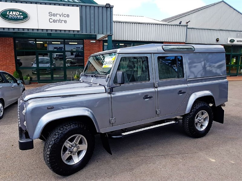 used Land Rover Defender 110 TD XS UTILITY WAGON in gloucestershire