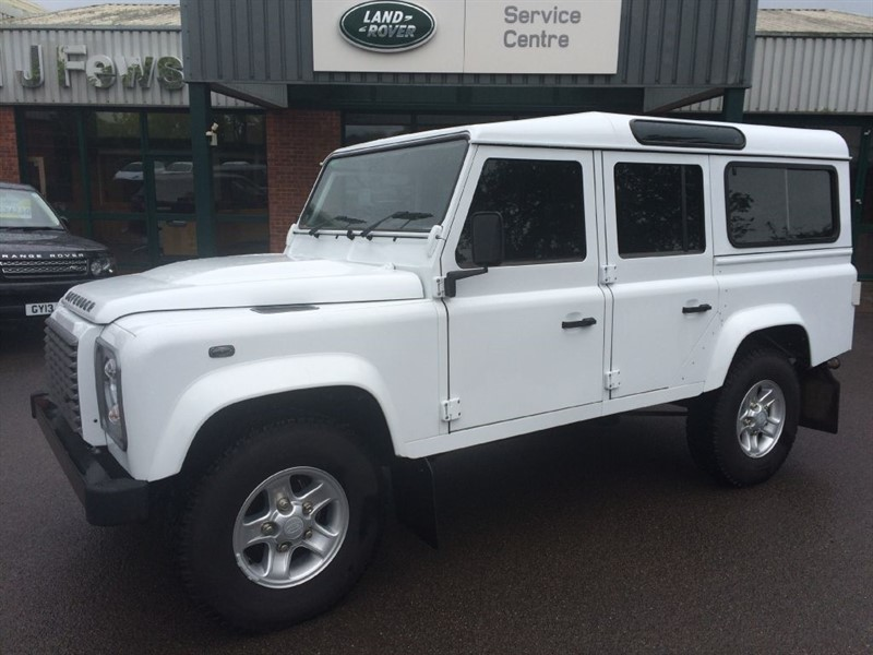 used Land Rover Defender 110 tdci station wagon in gloucestershire