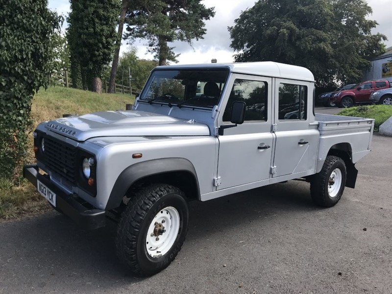 used Land Rover Defender 130 TD HIGH CAPACITY PICK UP 4x4 in gloucestershire