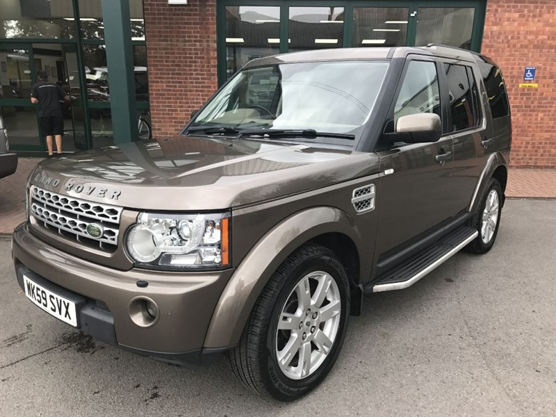 used Land Rover Discovery 3.0 TDV6 XS AUTO in gloucestershire