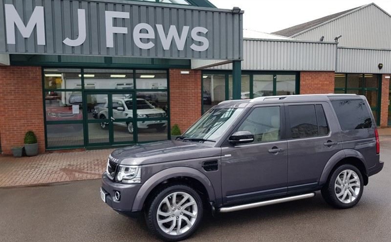 used Land Rover Discovery SDV6  LANDMARK Auto 4x4 in gloucestershire