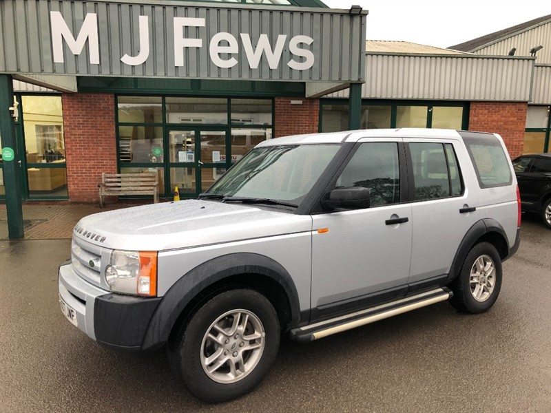 used Land Rover Discovery TDV6 GS E4 in gloucestershire