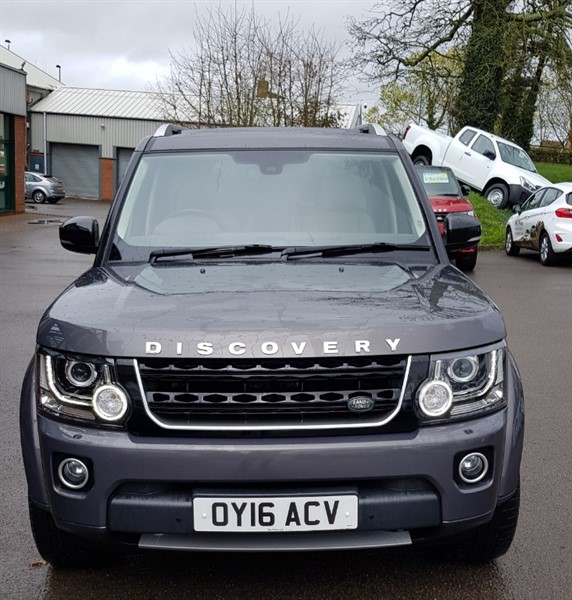 Used Waitomo Land Rover Discovery For Sale