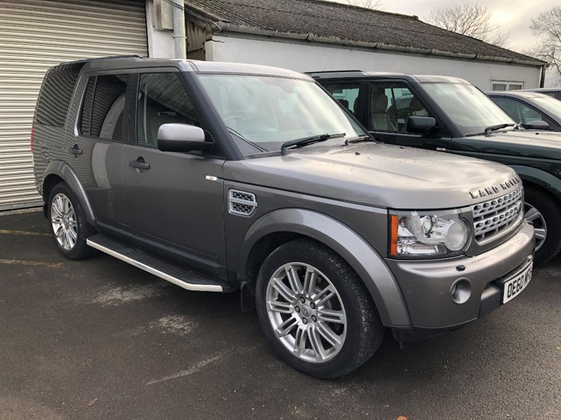 used Land Rover Discovery TDV6 HSE in gloucestershire
