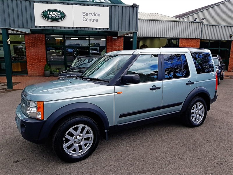 used Land Rover Discovery 3 TDV6 XS in gloucestershire