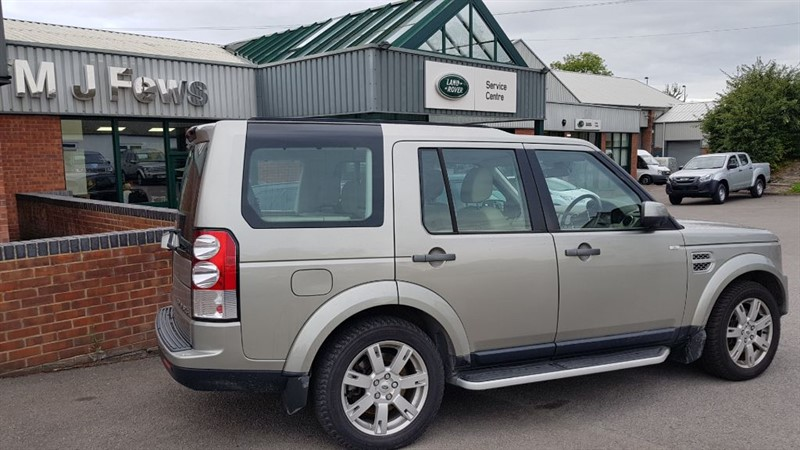 used Land Rover Discovery 4 TDV6 XS in gloucestershire