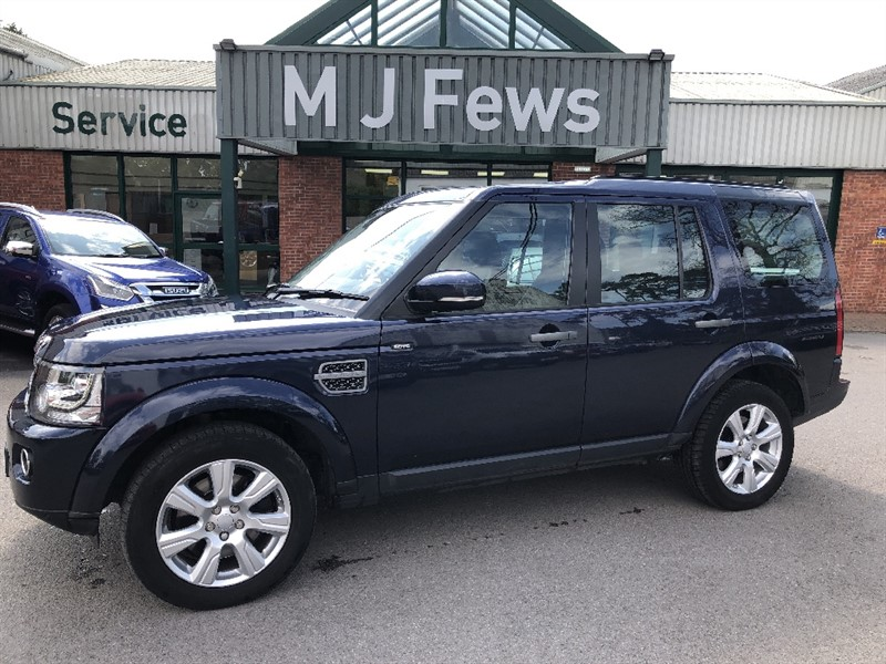 used Land Rover Discovery SDV6 SE TECH in gloucestershire