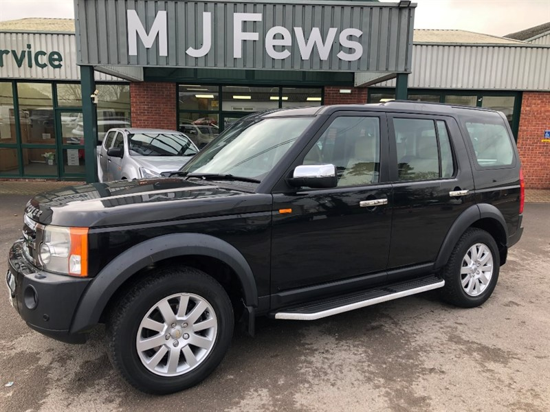 used Land Rover Discovery TDV6 SE in gloucestershire