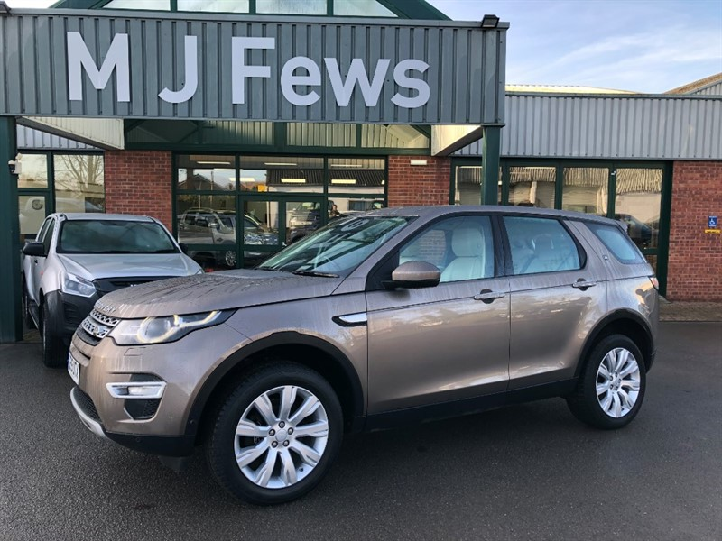 Land Rover Discovery Sport for sale