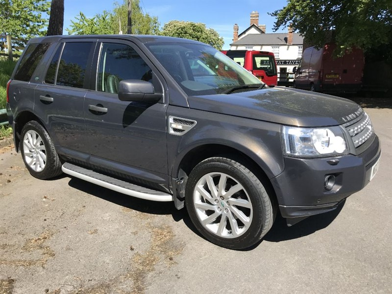 used Land Rover Freelander 2 FREELANDER SD4 HSE in gloucestershire
