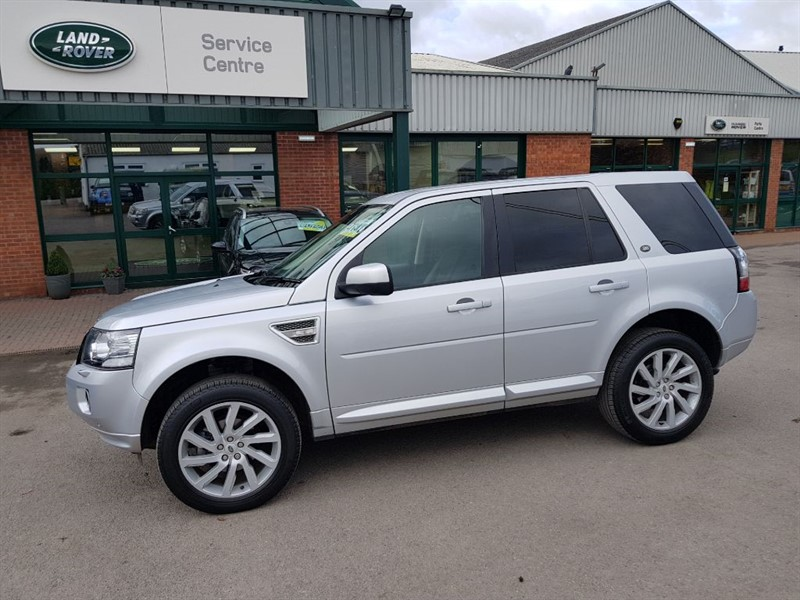 used Land Rover Freelander 2 Td4 XS Manual in gloucestershire