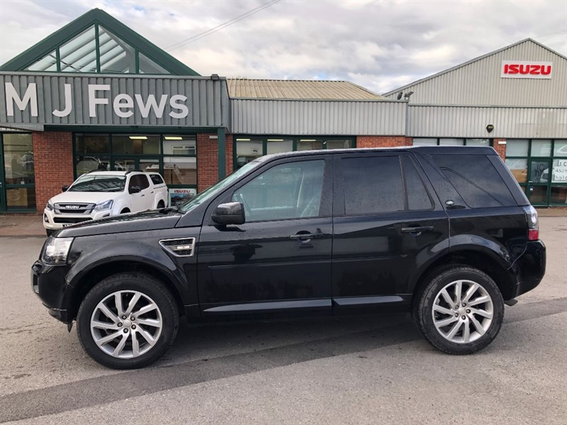 used Land Rover Freelander SD4 SE TECH in gloucestershire