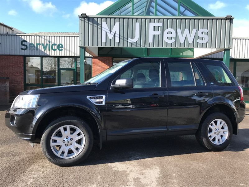 used Land Rover Freelander TD4 GS 4x4 in gloucestershire