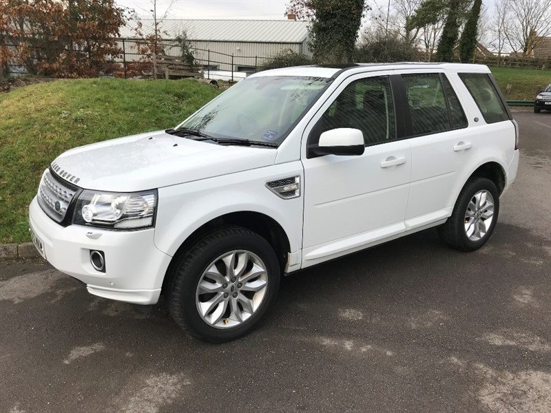 used Land Rover Freelander SD4 HSE 4x4 in gloucestershire
