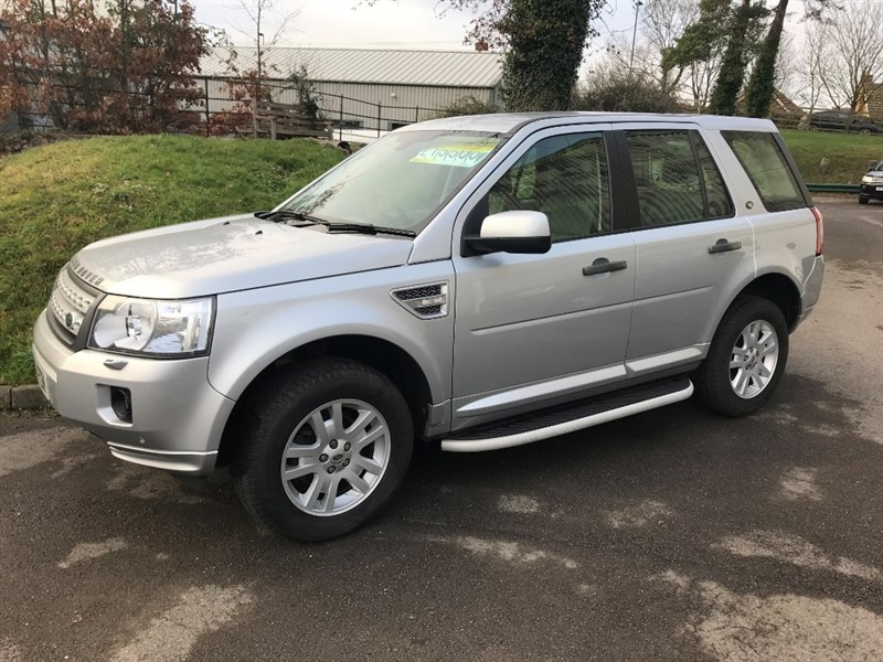 used Land Rover Freelander SD4 XS 4x4 in gloucestershire