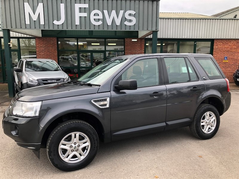 used Land Rover Freelander ED4 GS in gloucestershire