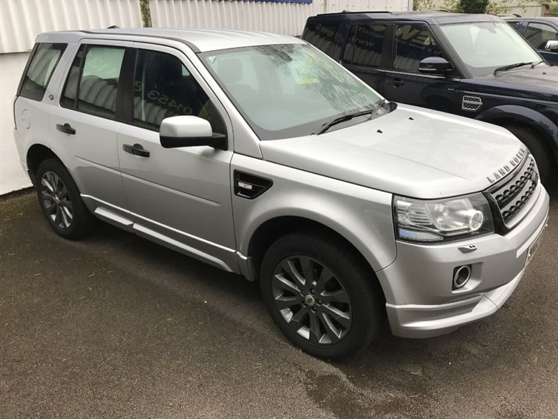 used Land Rover Freelander TD4 DYNAMIC in gloucestershire