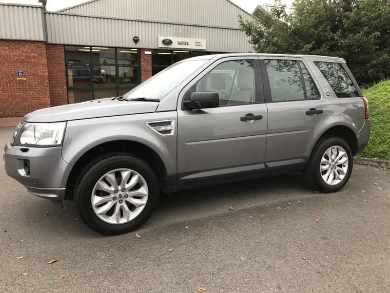 used Land Rover Freelander TD4 HSE in gloucestershire
