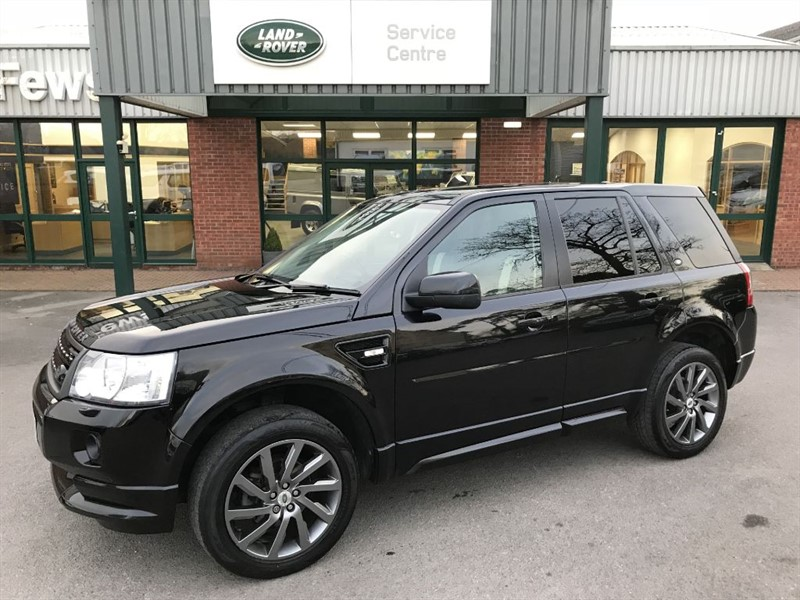 used Land Rover Freelander SD4 SPORT LE in gloucestershire