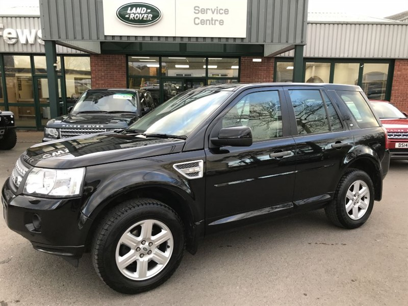 used Land Rover Freelander SD4 GS in gloucestershire