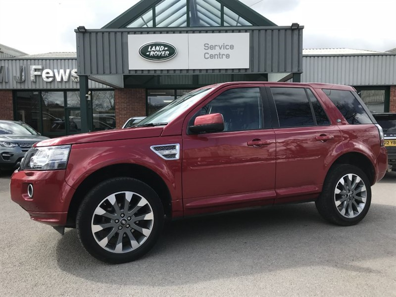 used Land Rover Freelander SD4 METROPOLIS in gloucestershire