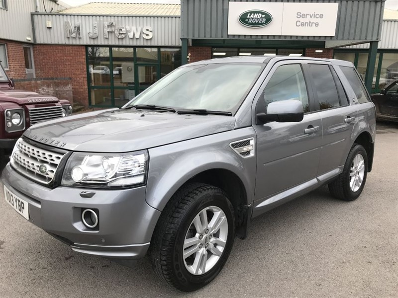 used Land Rover Freelander TD4 XS in gloucestershire