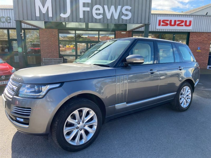 used Land Rover Range Rover TDV6 VOGUE SE in gloucestershire