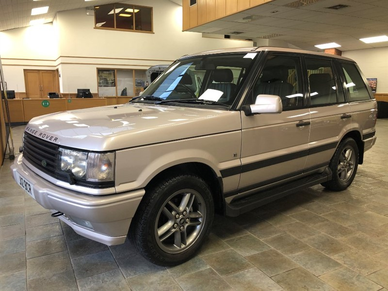 used Land Rover Range Rover WESTMINSTER in gloucestershire