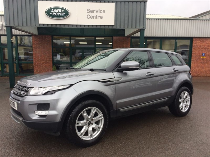 used land rover range rover evoque for sale in charfield. Black Bedroom Furniture Sets. Home Design Ideas