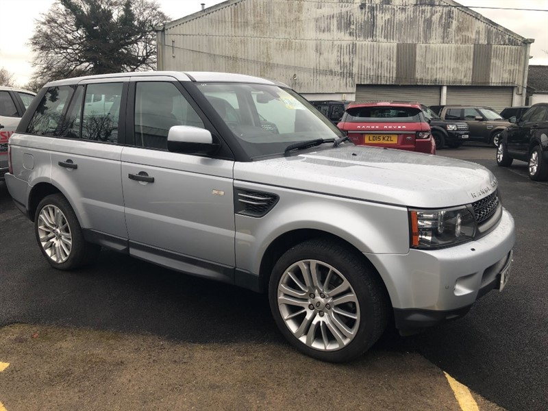 used Land Rover Range Rover Sport TDV6 HSE in gloucestershire