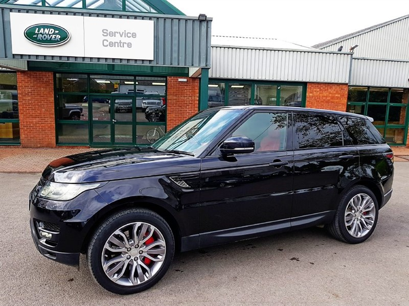 used Land Rover Range Rover Sport SDV6 HSE DYNAMIC in gloucestershire