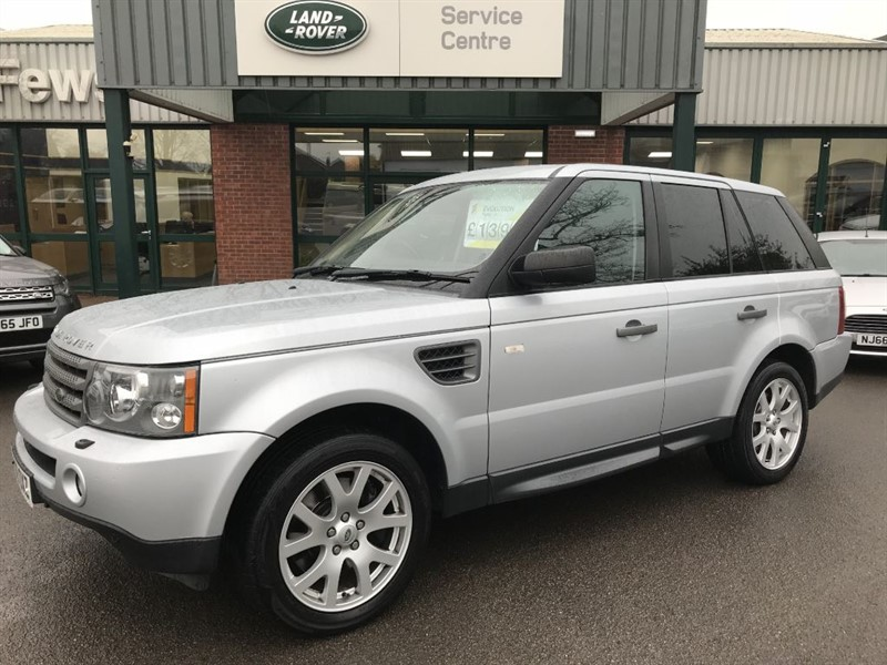 used Land Rover Range Rover Sport TDV6 SPORT HSE in gloucestershire