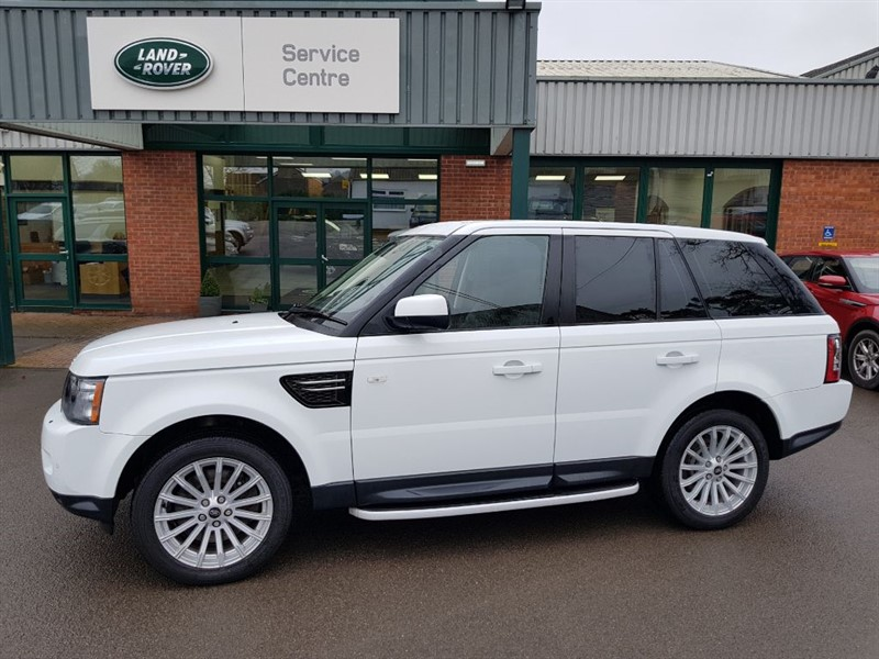 used Land Rover Range Rover Sport SDV6 SE in gloucestershire