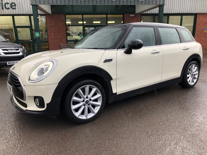 used MINI Clubman COOPER D in gloucestershire